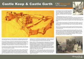 Castle Garth and Castle Keep Panel - draft