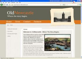 Old Newcastle Website