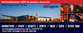 AONB Guide for Newbiggin Maritime Centre